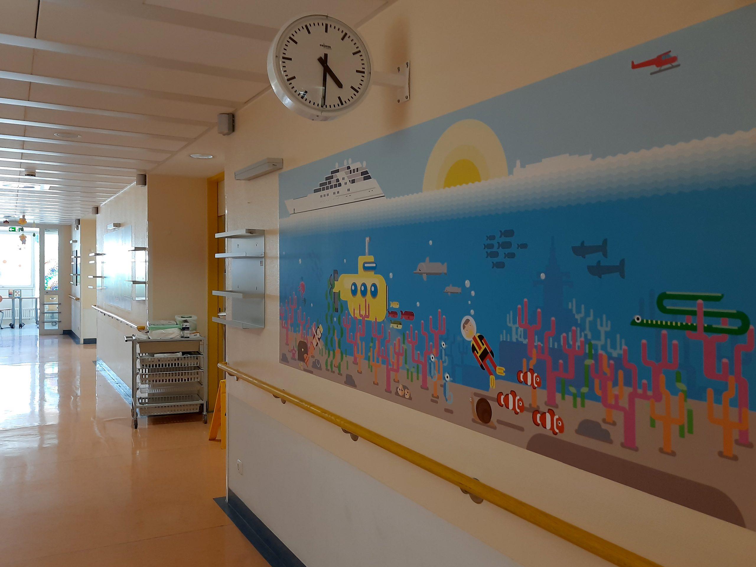 Atlantis im Klinikum 2