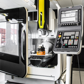 Metalltechnik CNC
