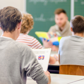 Technisches Gymnasium Englisch